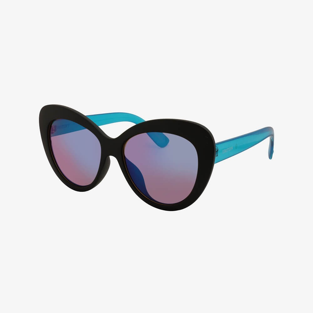 Óculos de Sol Triton Eyewear Chic Color Azul