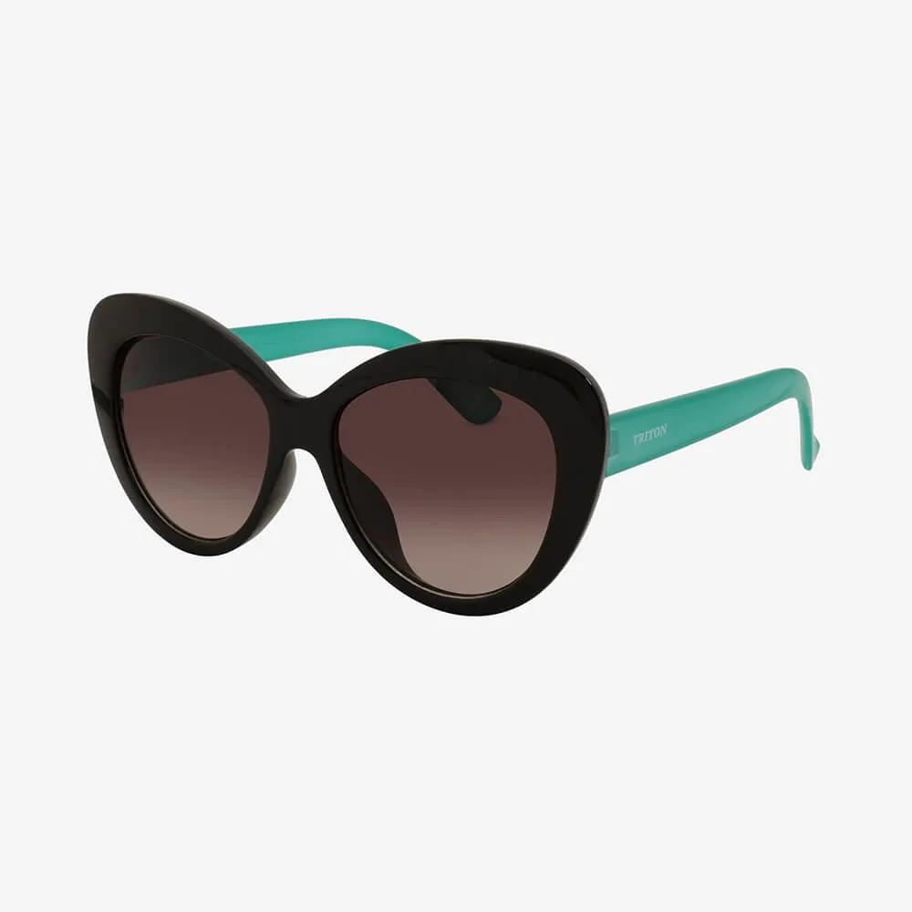 Óculos de Sol Triton Eyewear Chic Color Verde