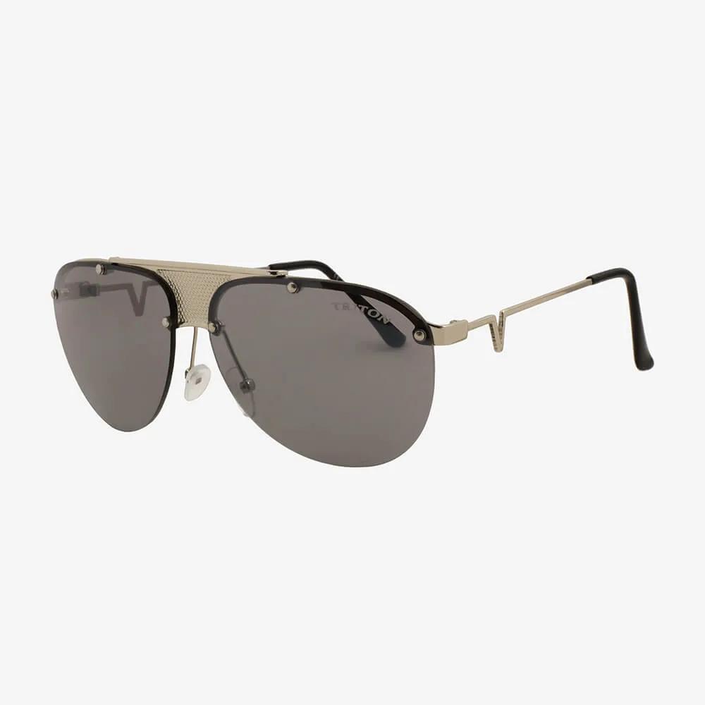 Óculos de Sol Triton Eyewear Chic Prata
