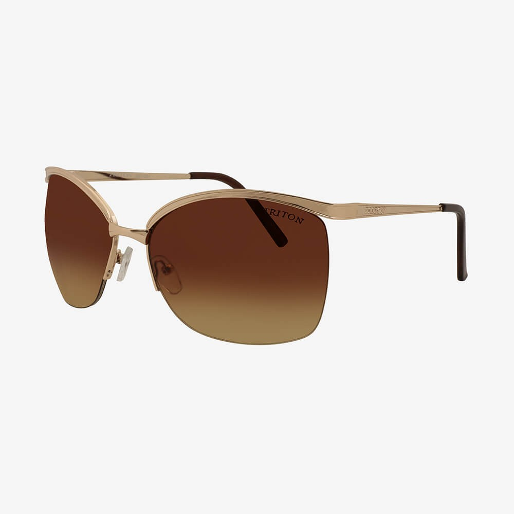 Óculos de Sol Triton Eyewear Cobre