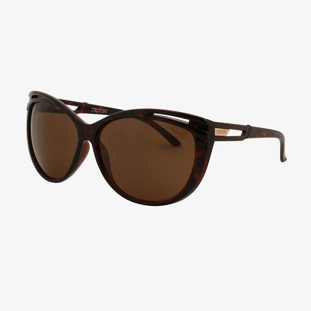 Óculos de Sol Triton Eyewear Elegance Marrom