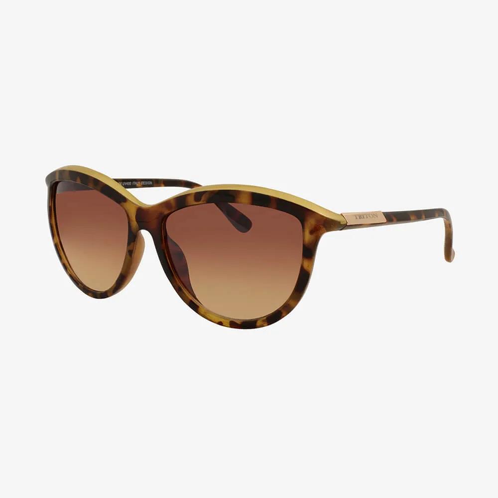 Óculos de Sol Triton Eyewear Fashion Onça