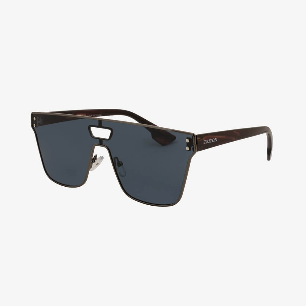 Óculos de Sol Triton Eyewear Futurista Marinho