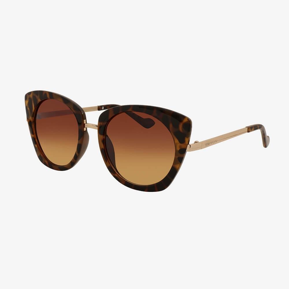 Óculos de Sol Triton Eyewear Glamour Onça Pintada