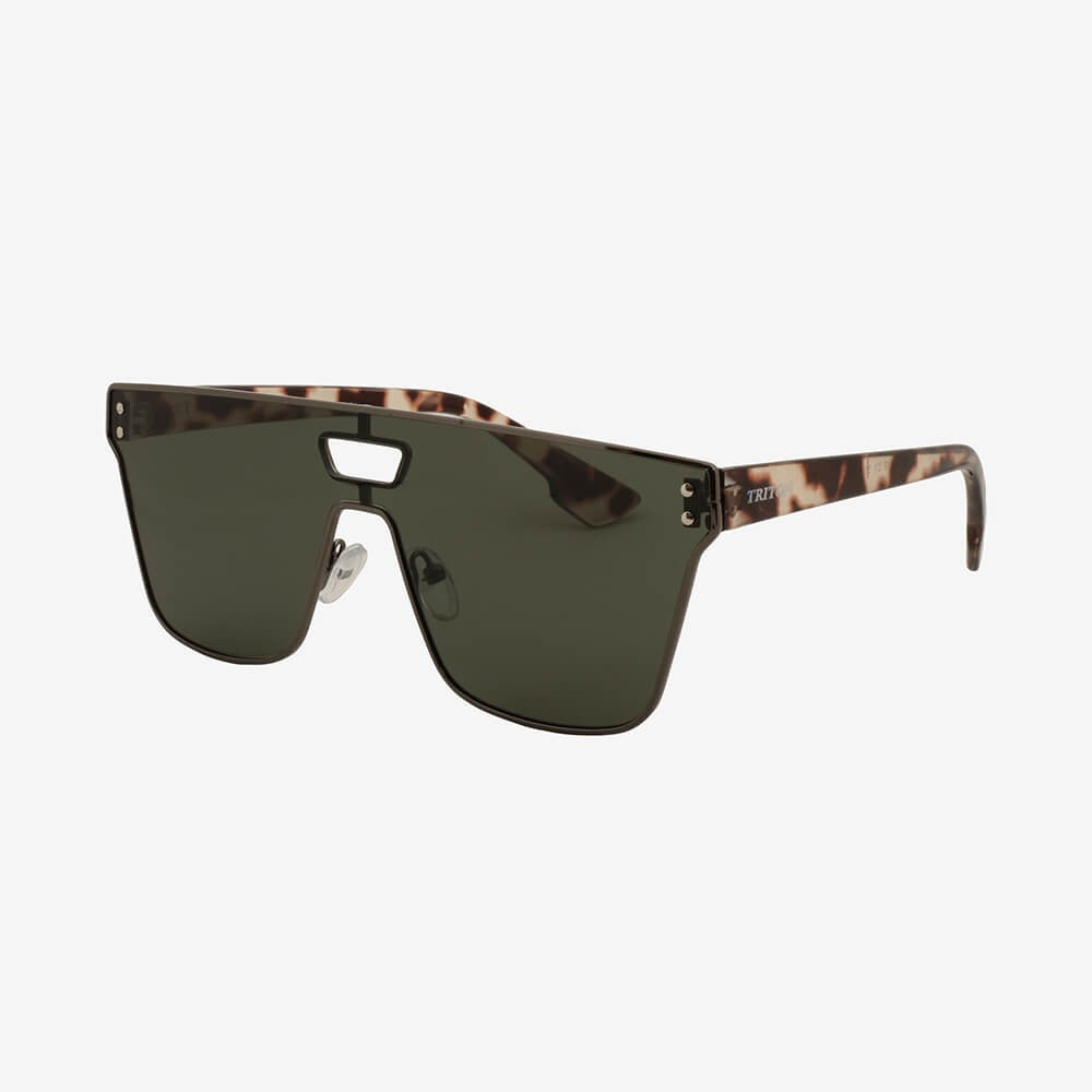 Óculos de Sol Triton Eyewear Metal Futurista