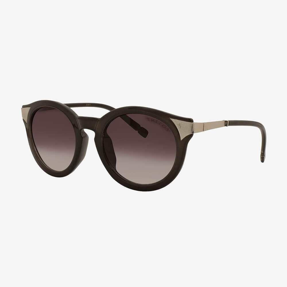 Óculos de Sol Triton Eyewear Retrô Preto