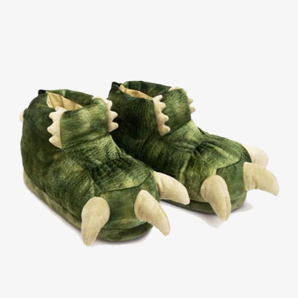 Pantufa 3D Garra de Dinossauro - Tamanho: 37/39