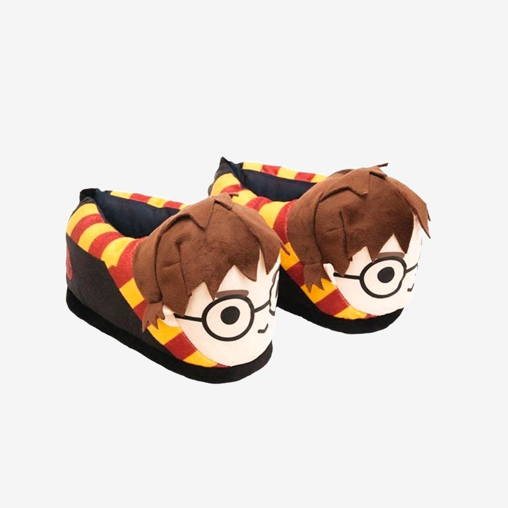 Pantufa 3D Harry Potter  - Tamanho: 31/33