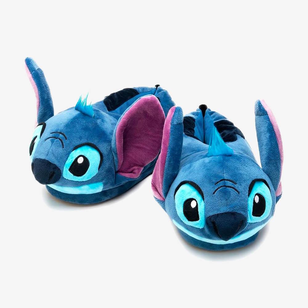 Pantufa 3D Stitch - Tamanho: 31/33