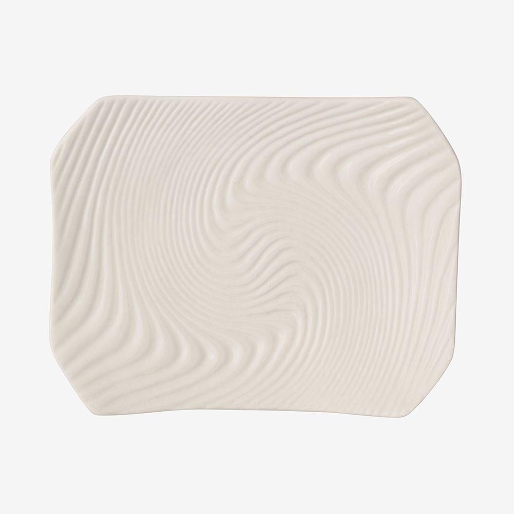 Pestiqueras de porcelana 3 peças
