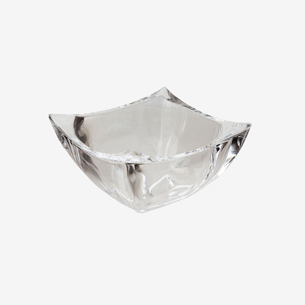 Potes de vidros para sobremesa 6 peças
