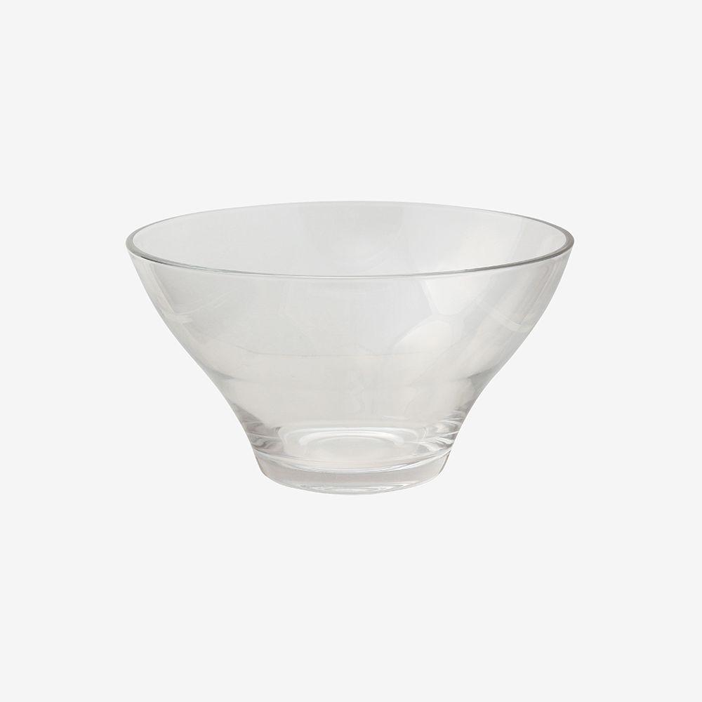 Saladeira de vidro Ophelia
