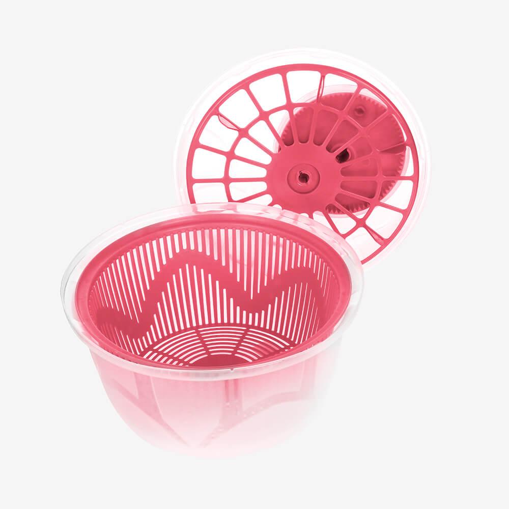 Secador De Salada-Dry Salad Rosa