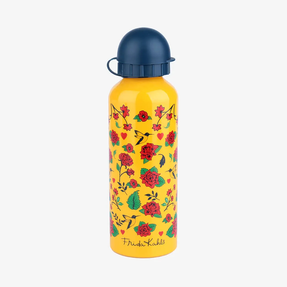 Squeeze de Alumínio Frida Kahlo Skulls And Flowers - 500Ml