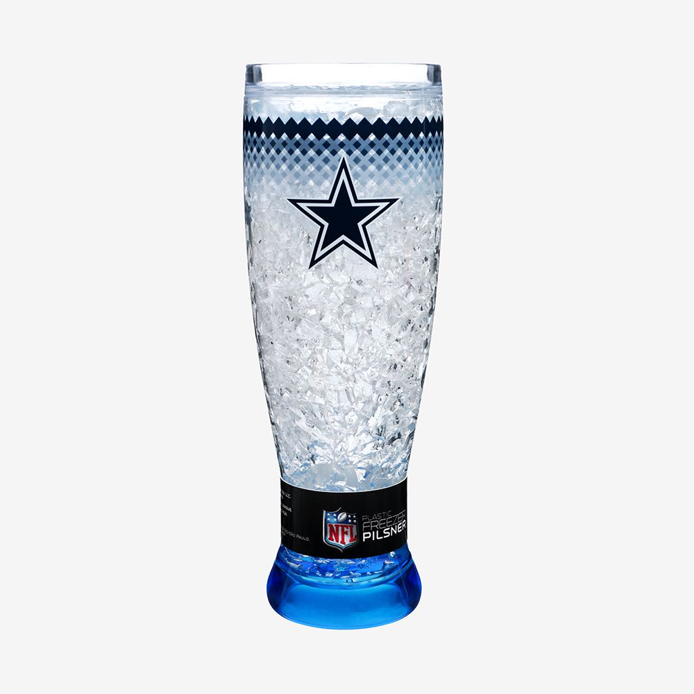 Taça Com Gel Dallas Cowboys NFL