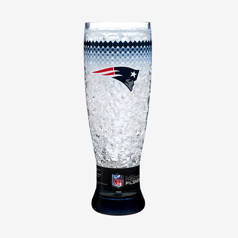Taça Com Gel New England Patriots NFL