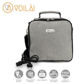 Bolsa Elétrica Voilà! Bag - Cosmopolitan Cinza