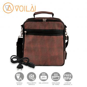 Bolsa Elétrica Voilà! Bag - Kanvas Cobre
