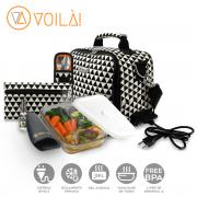 Bolsa Elétrica Voilà! Bag - Cosmopolitan Quéops (Com TODOS os Acessórios)