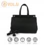 Bolsa Elétrica Voilà! Bag - Classic em Nylon Importado Preto