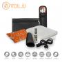 Kit Completo de Acessórios Voilà! Bag  - Couro Ecológico Preto