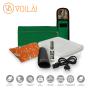 Kit Completo de Acessórios Voilà! Bag  - Pool em Mesh Aerado Verde