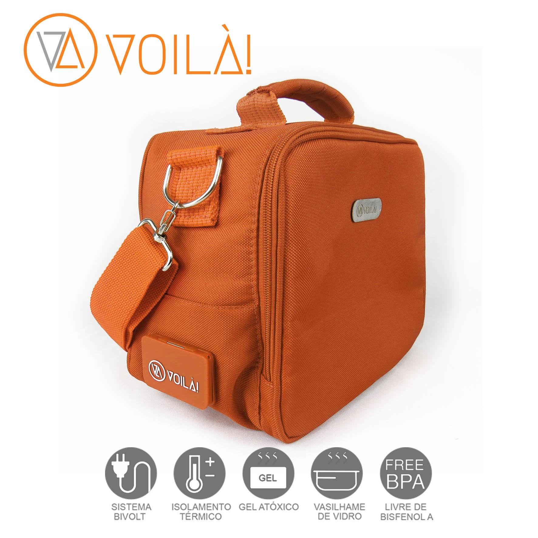 Bolsa Elétrica Voilà! Bag - Academy Laranja