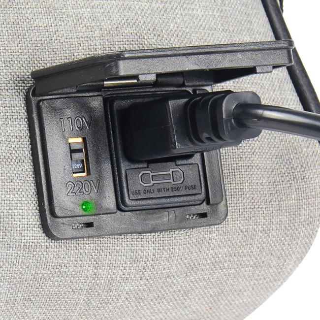 Bolsa Elétrica Voilà! Bag - Cosmopolitan Gelo