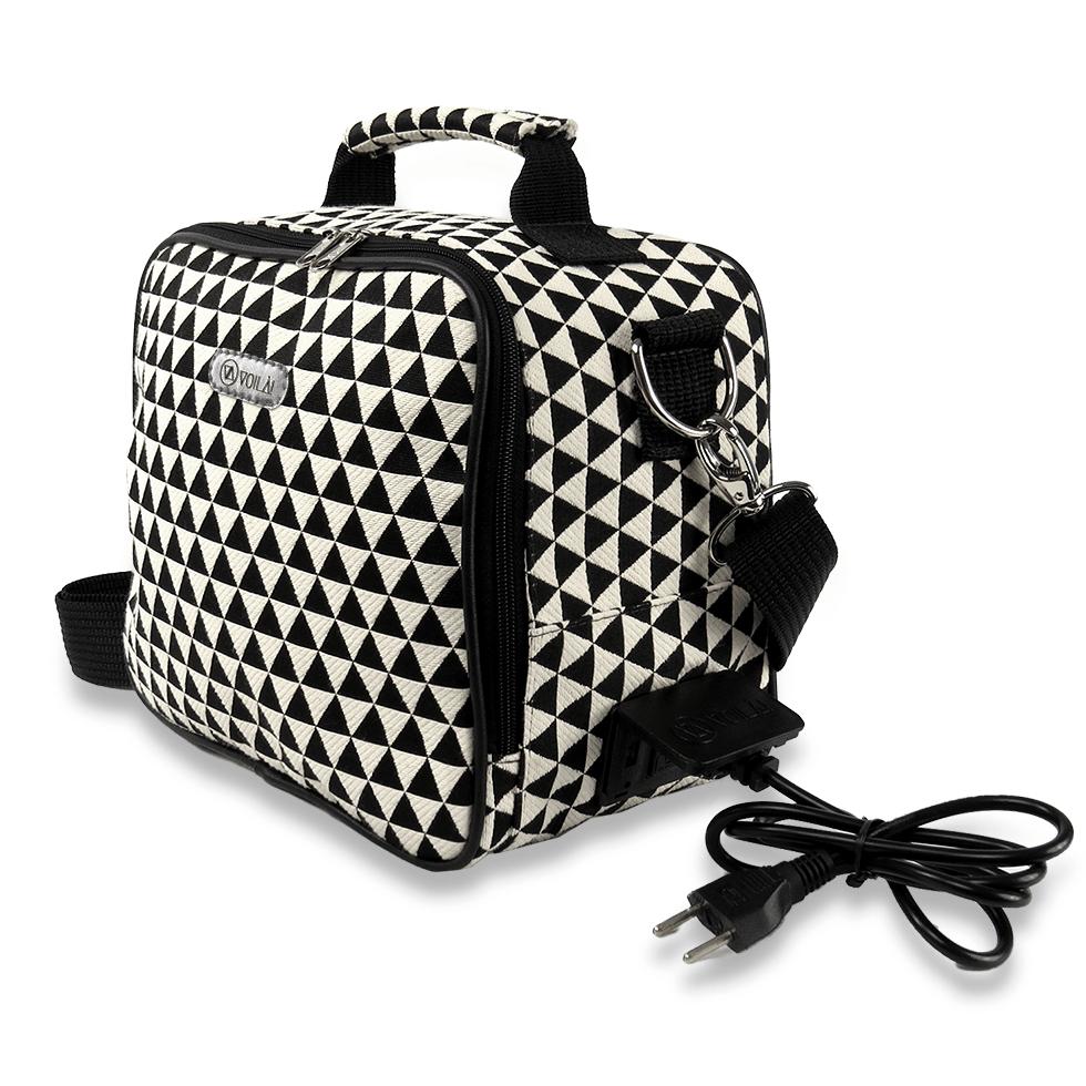 Bolsa Elétrica Voilà! Bag - Cosmopolitan Quéops