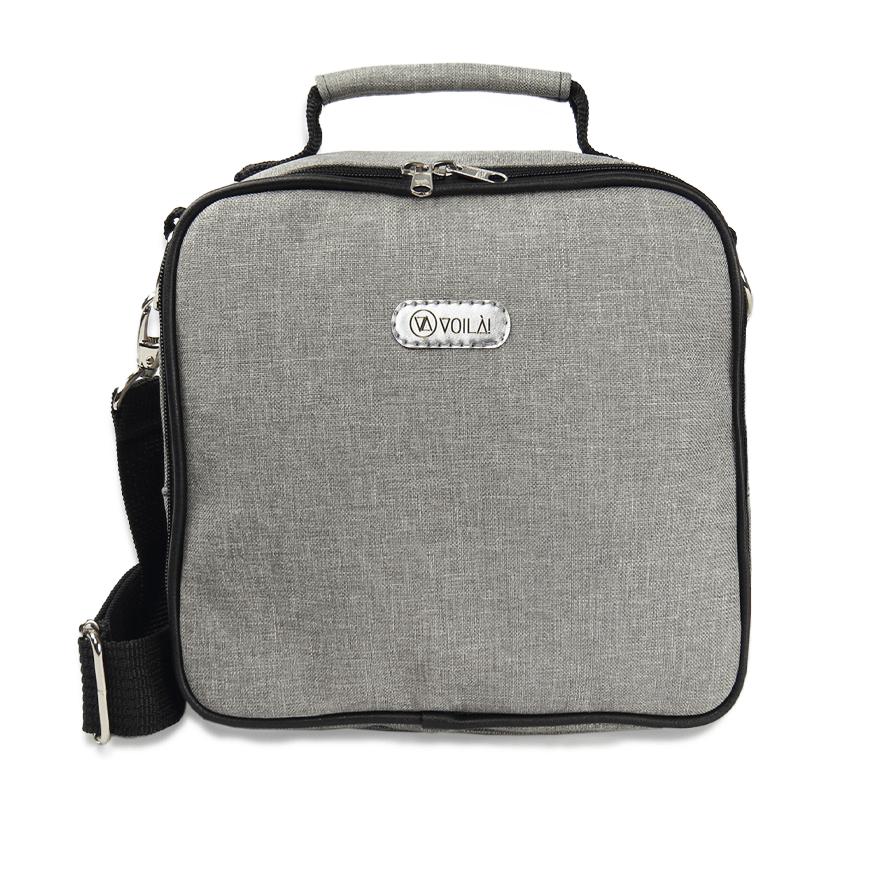 Bolsa Elétrica Voilà! Bag - Cosmopolitan Cinza (Com TODOS os Acessórios)