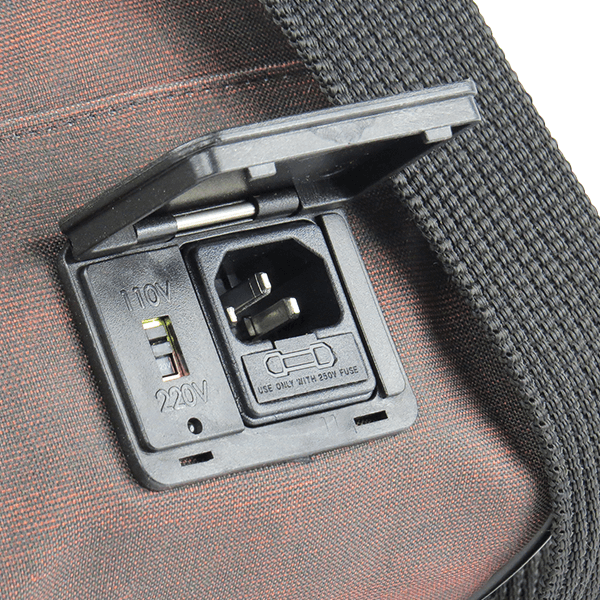 Bolsa Elétrica Voilà! Bag - Kanvas Cobre (Com TODOS os Acessórios)