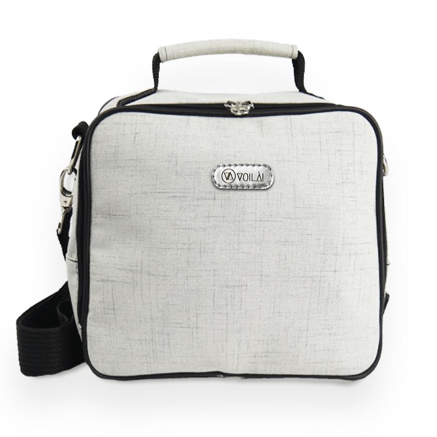 Bolsa Elétrica Voilà! Bag - Cosmopolitan Gelo (Com TODOS os Acessórios)