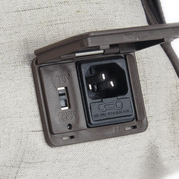 Bolsa Elétrica Voilà! Bag - Cosmopolitan Natural (Com TODOS os Acessórios)