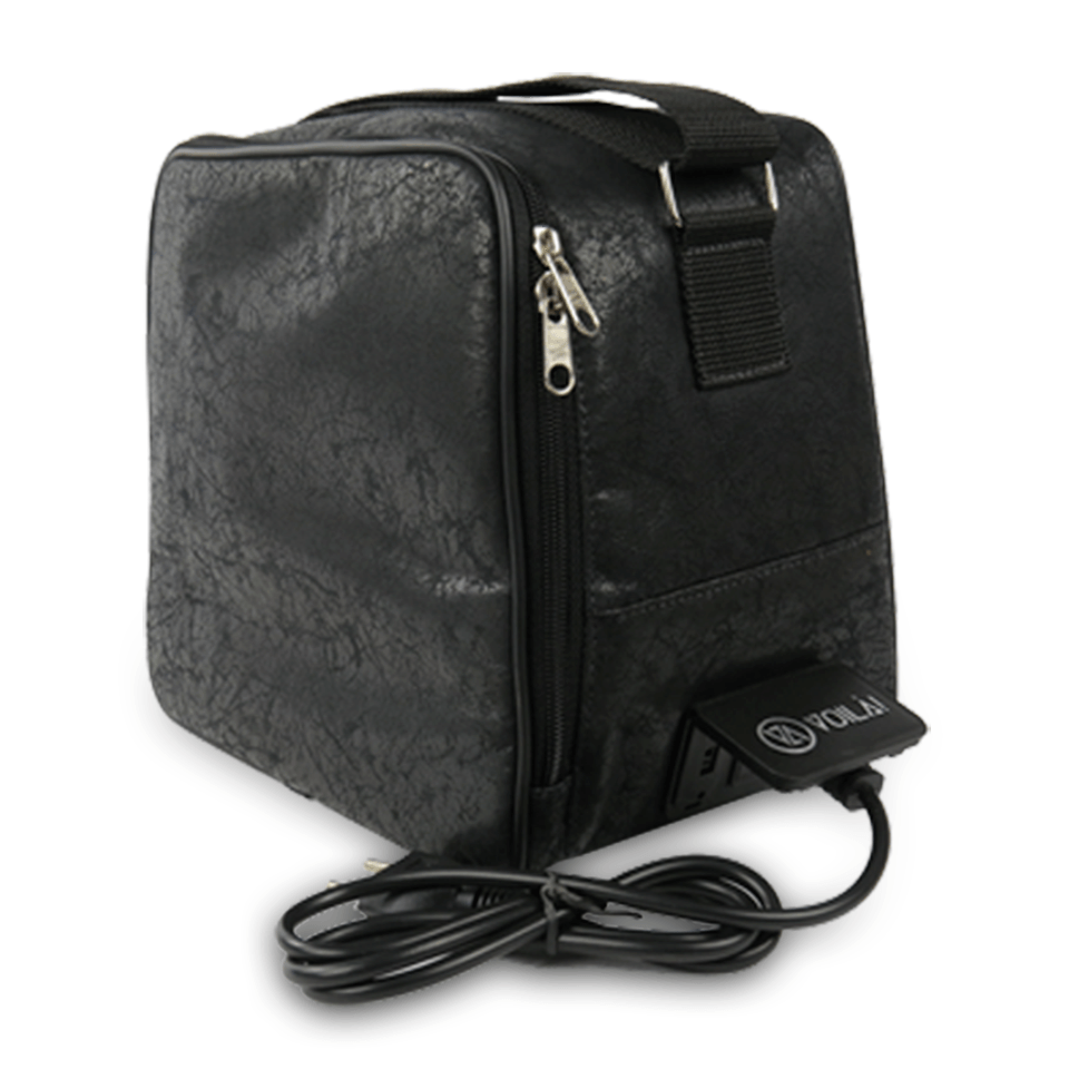 Bolsa Elétrica Voilà! Bag - Academy Nobuck