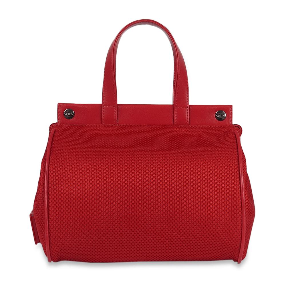 Bolsa Elétrica Voilà! Bag - Pool em Mesh Aerado Vermelho (Com TODOS os Acessórios)