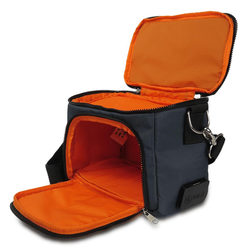 Bolsa Elétrica Voilà! Bag - Sport Chumbo (Com TODOS os Acessórios)
