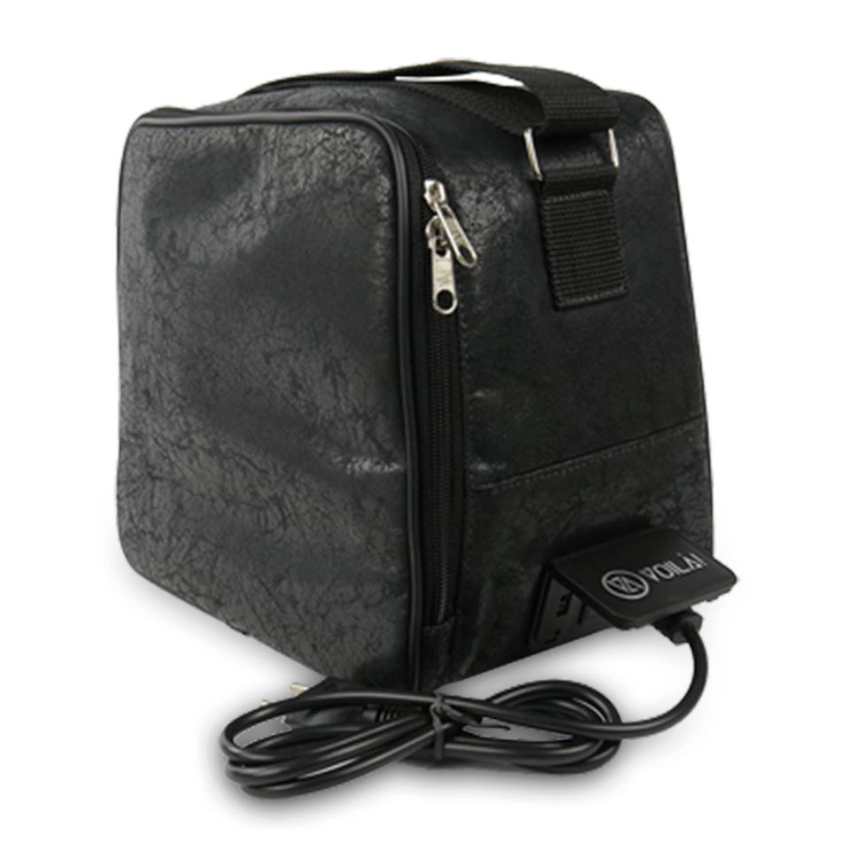Bolsa Elétrica Voilà! Bag - Academy Nobuck + Vasilhame BPAFree