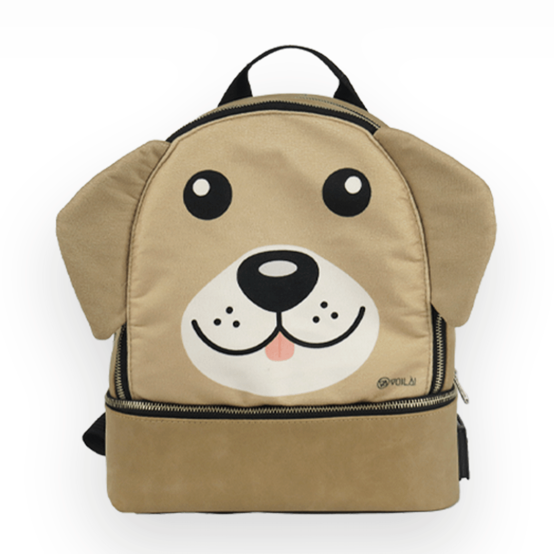 Mochila Elétrica Voilà! Bag Kids Baby - Zoo Dog (Com TODOS os Acessórios)
