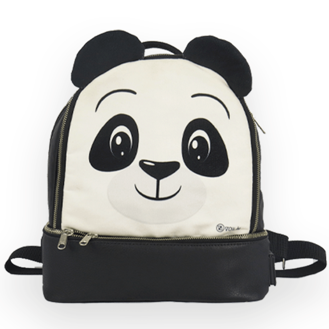 Mochila Elétrica Voilà! Bag Kids Baby - Zoo Panda (Com TODOS os Acessórios)