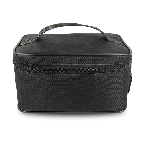 Necessarie Elétrica Voilà! Bag - Nylon Preto Compacta