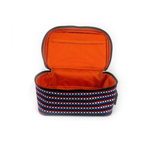 Necessarie Elétrica Voilà! Bag - Compacta Colors Red Blue