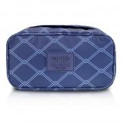 Bolsa Porta Lingerie Listras Azul