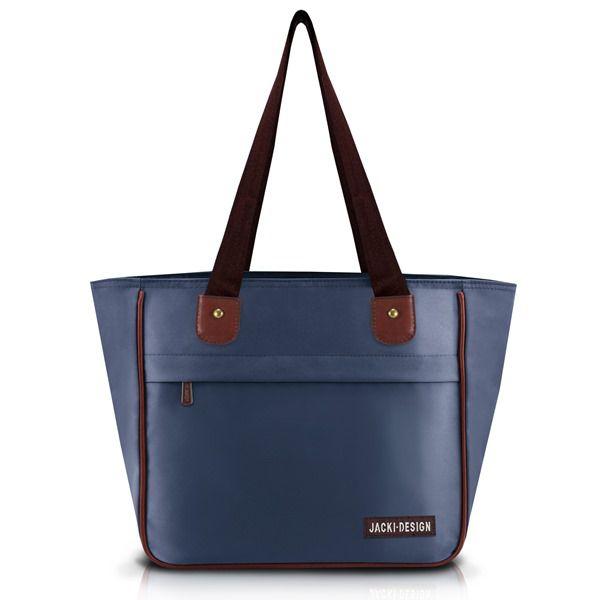 Bolsa Azul Escuro