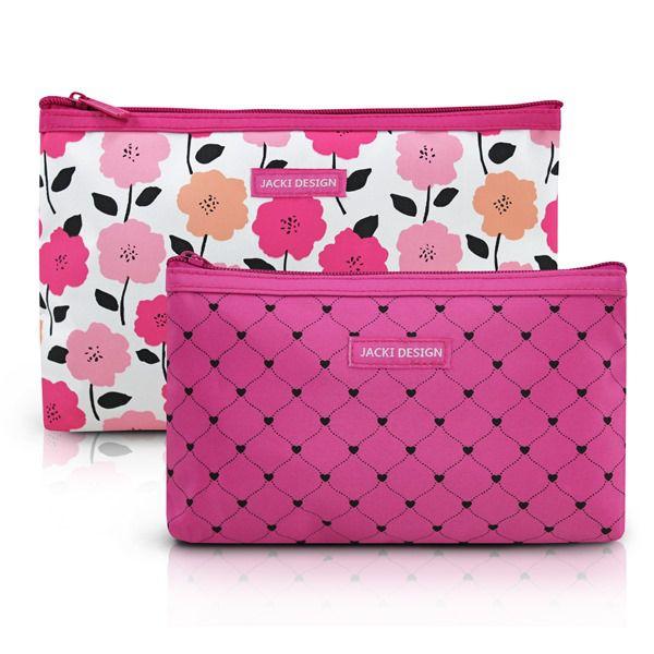 Kit De Necessaire De 2 Peças Pink