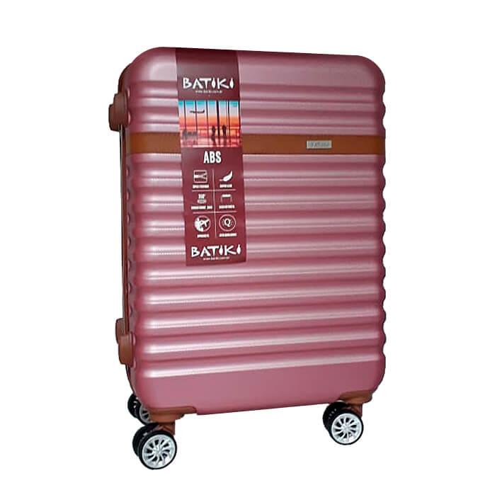 Mala de Viagem Pequena Dubai Pink Light