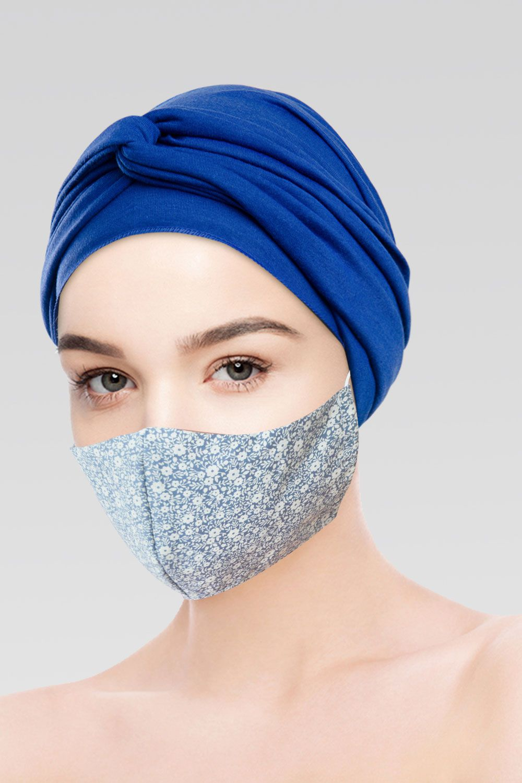 Mascara de Proteção para Imunidade - Azul
