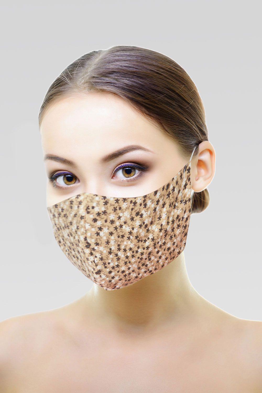 Mascara de Proteção para Imunidade - Bege