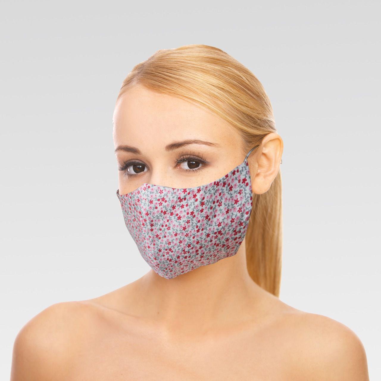 Máscara de Proteção para Imunidade - Branco