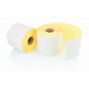 Etiqueta couche 100mm x 50mm com 36 mtrs 679 etiquetas rolo