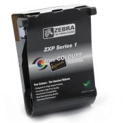 RIBBON BLACK PARA ZEBRA CARD ZXP1